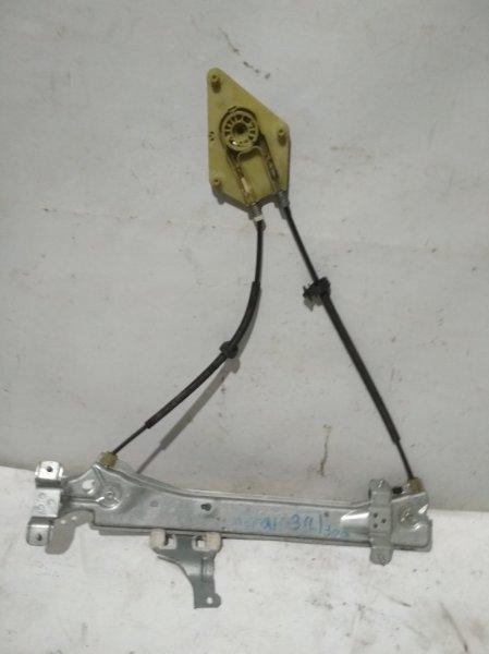 Электростеклоподъемник Renault Megane 3 задний левый (б/у)