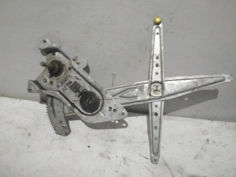 Стеклоподъемник Renault Kangoo 1 передний правый (б/у)