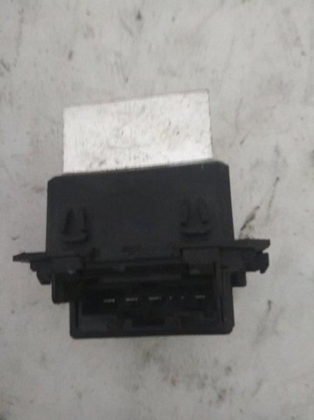 Резистор печки Renault Megane 3 (б/у)
