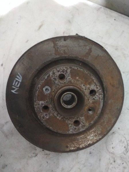 Тормозной диск Renault Logan 2 L8 2014 передний левый (б/у)