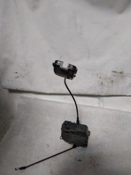 Замок двери (электро) Renault Megane 2 2002 передний правый (б/у)