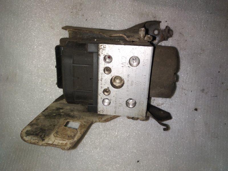 Блок abs насос Renault Megane 1 (б/у)