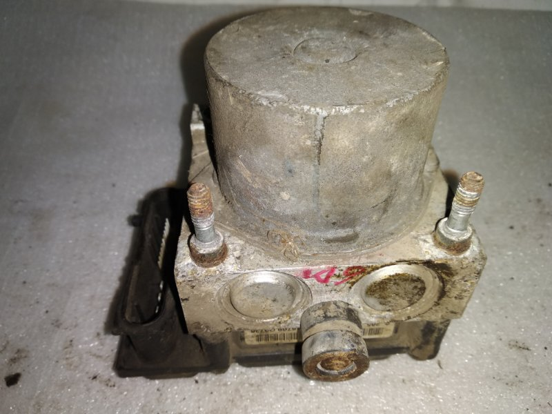 Блок abs насос Renault Kangoo 1 К7J (б/у)
