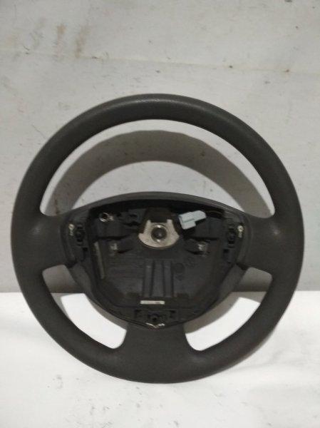 Руль Renault Symbol 2 LU01 K4MA744 2011 (б/у)