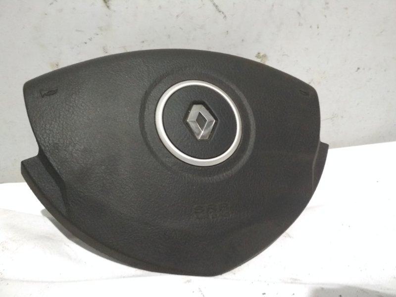 Подушка безопасности в руль Renault Symbol 2 LU01 K4MA744 2011 (б/у)