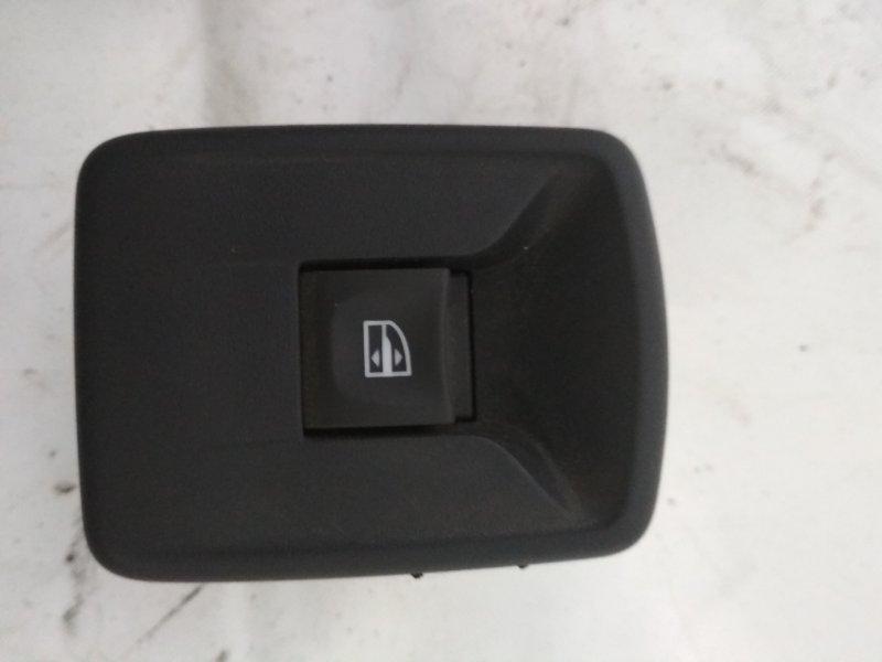Кнопка стеклоподъемника Renault Logan 2 L8 H4M 2016 задняя левая (б/у)
