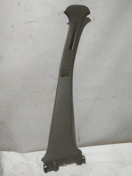 Обшивка стойки Renault Symbol 2 LU01 K4MA744 2011 правая (б/у)