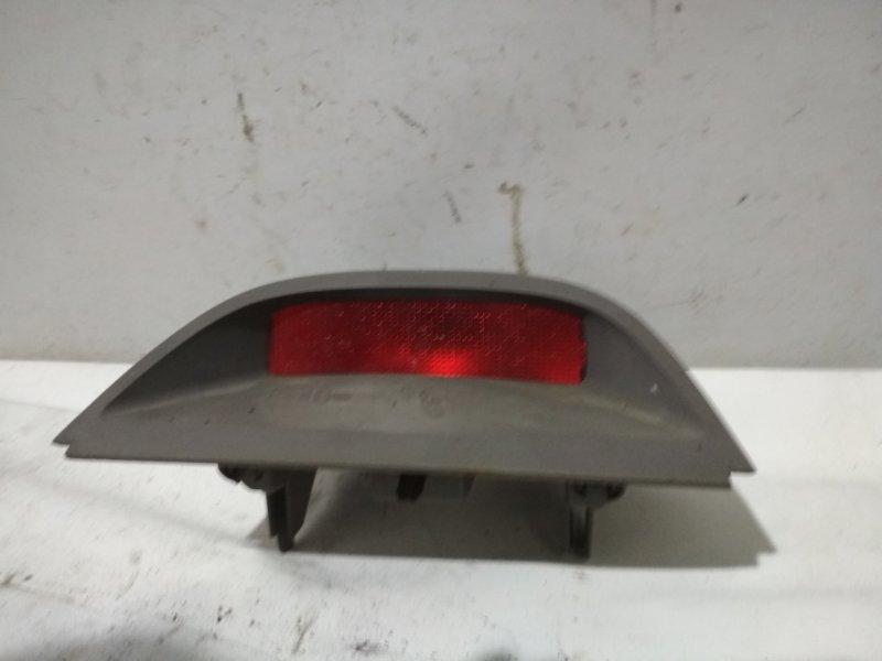 Стоп-сигнал Renault Symbol 2 LU01 K4MA744 2011 задний (б/у)