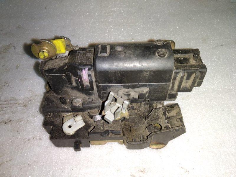 Замок двери (электро) Renault Kangoo 1 K7J 1999 передний правый (б/у)