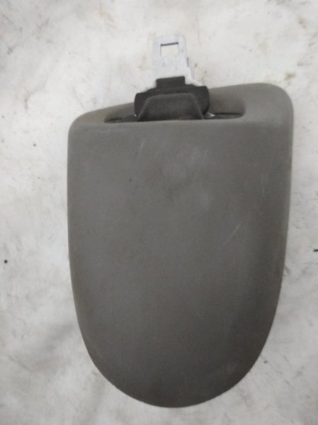 Ремень безопасности Renault Symbol 2 LU01 K4MA744 2011 задний (б/у)