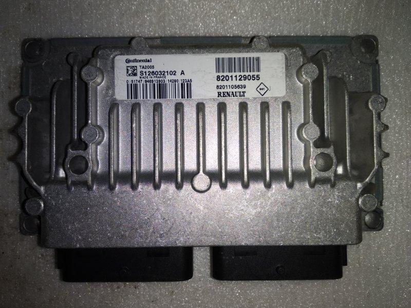 Блок управления акпп Renault Logan 1 LS0H K4M (б/у)