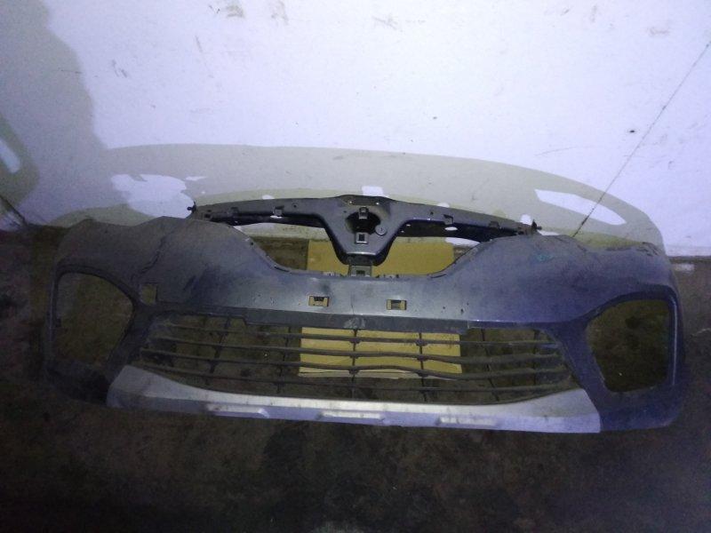 Бампер Renault Kaptur передний (б/у)