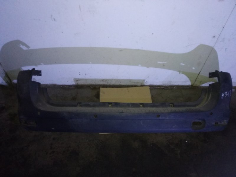 Бампер Lada Largus K4M задний (б/у)