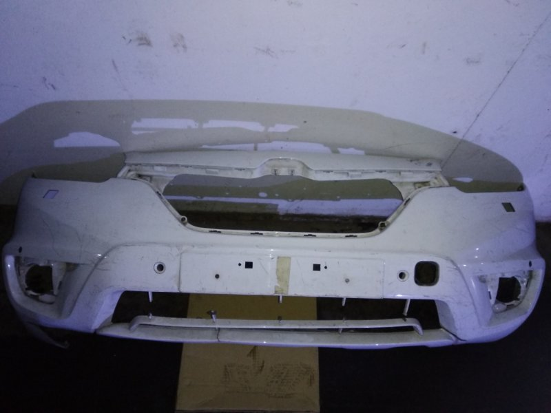 Бампер Renault Koleos передний (б/у)