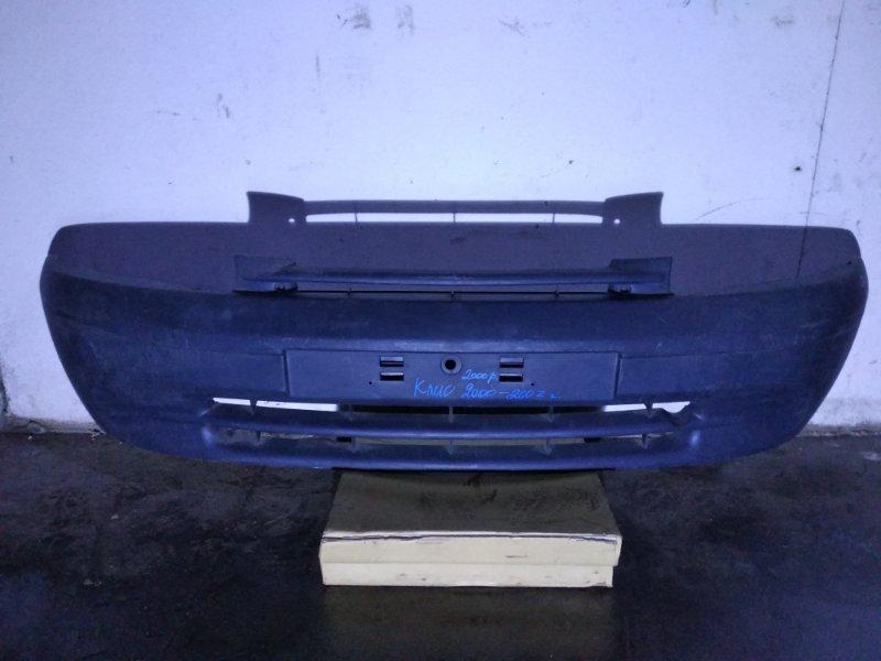 Бампер Renault Kangoo 1 1997 передний