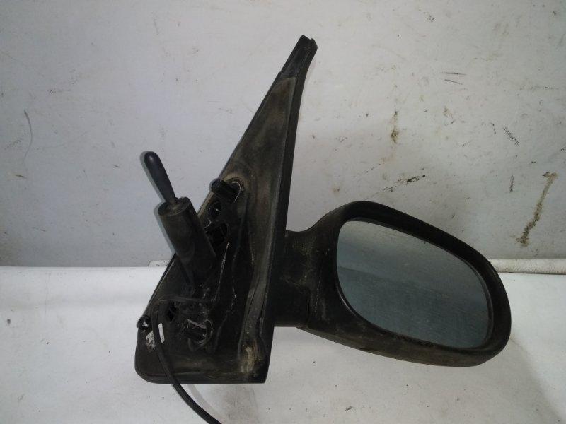 Зеркало Renault Symbol 1 K7J 1998 переднее правое (б/у)