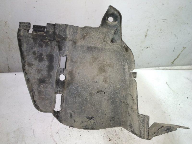 Пыльник двигателя Nissan Almera G15 K4M 2013 передний правый (б/у)