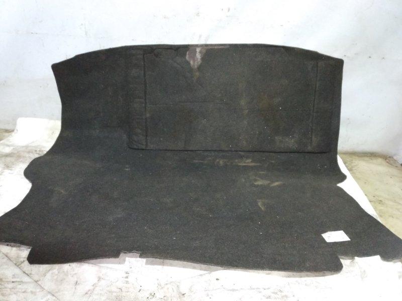 Обшивка пола багажника Renault Symbol 2 LU01 K4MA744 2011 задняя (б/у)