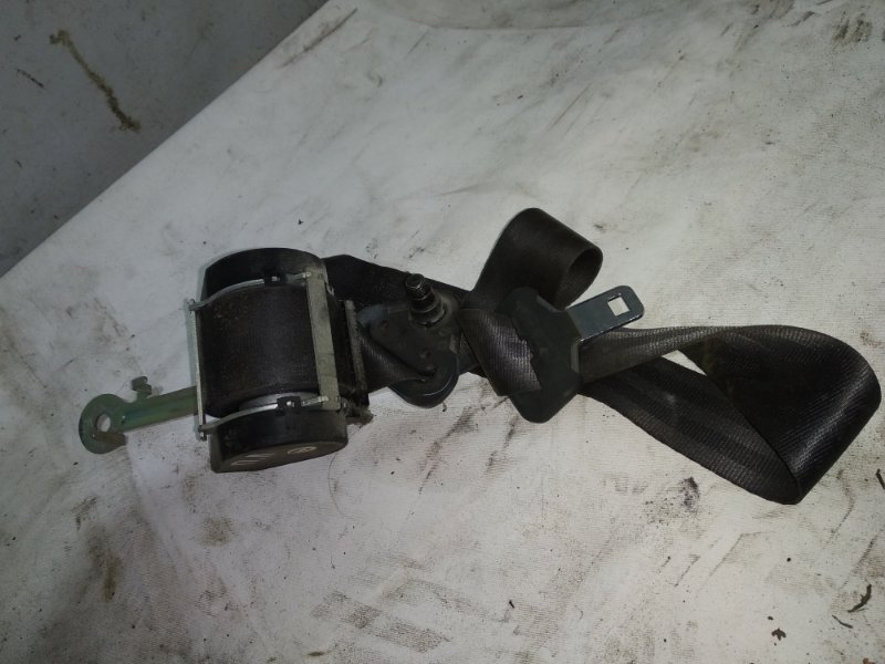 Ремень безопасности Renault Symbol 2 LU01 K4MA744 2011 передний левый (б/у)