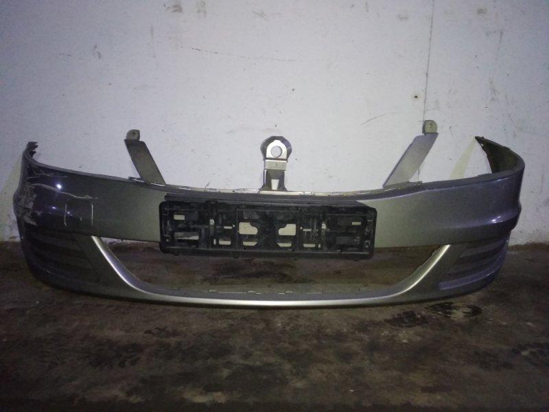 Бампер Renault Logan 1 LS0H 2010 передний (б/у)