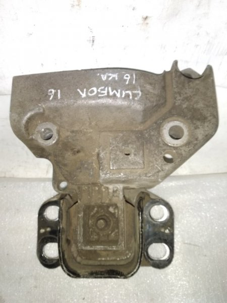 Кронштейн двс Renault Symbol 2 LU01 2008 передний правый (б/у)