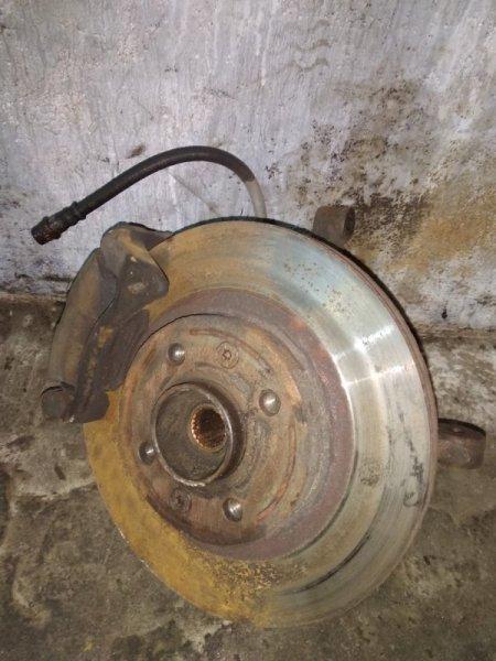 Тормозной диск Renault Logan 1 LS0H 2010 передний левый (б/у)