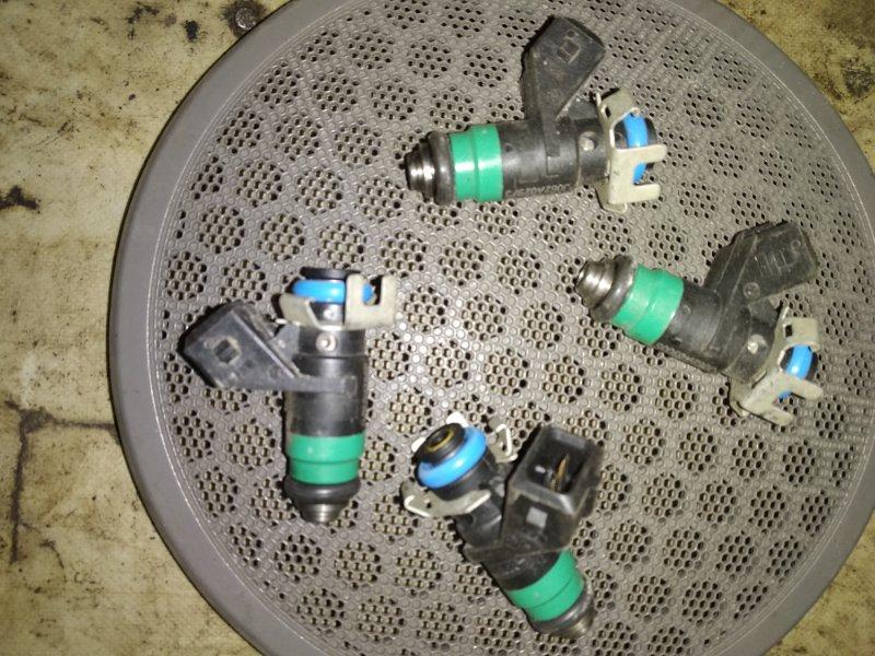 Форсунка топливная Nissan Almera G15 K4M 2012 (б/у)