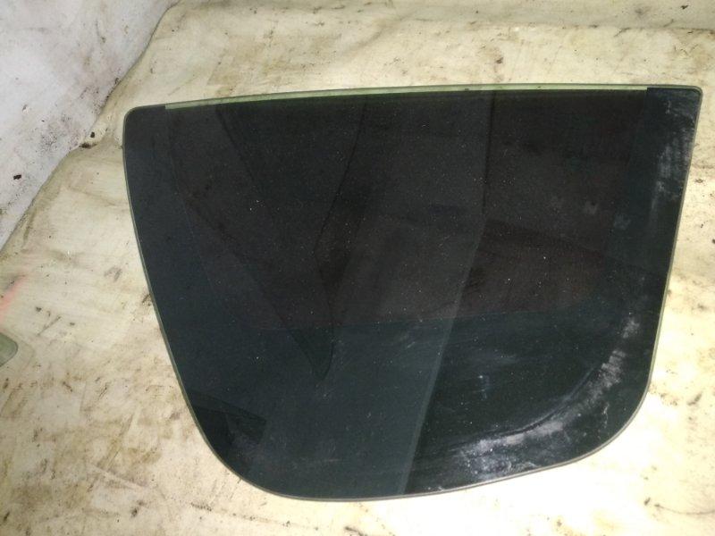 Форточка двери Renault Logan 2 L8 2014 задняя правая (б/у)