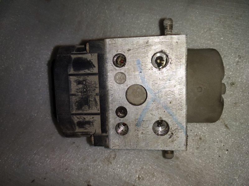 Блок abs насос Renault Megane 1 K4J (б/у)