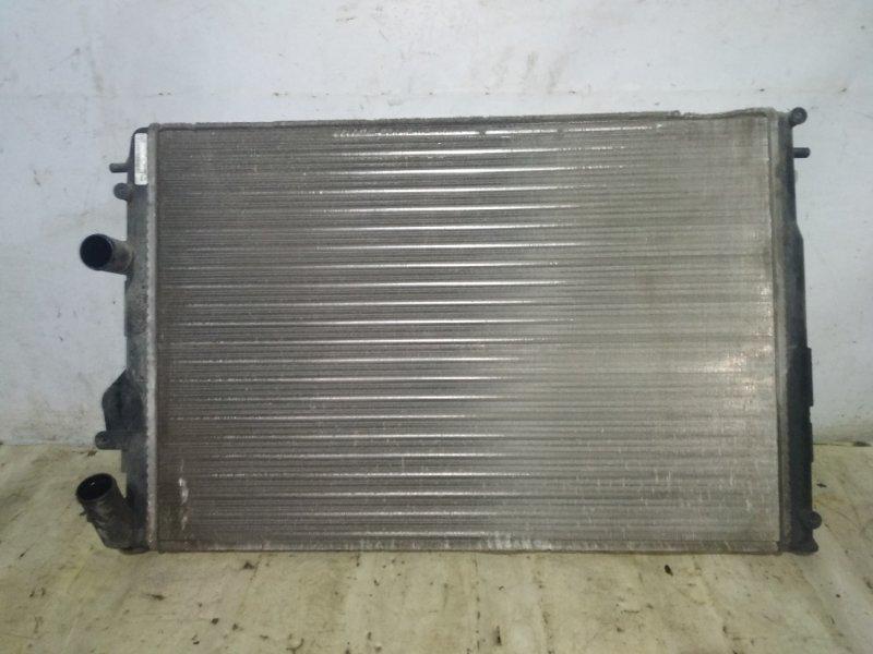 Радиатор охлаждения Renault Megane 1 K4J (б/у)