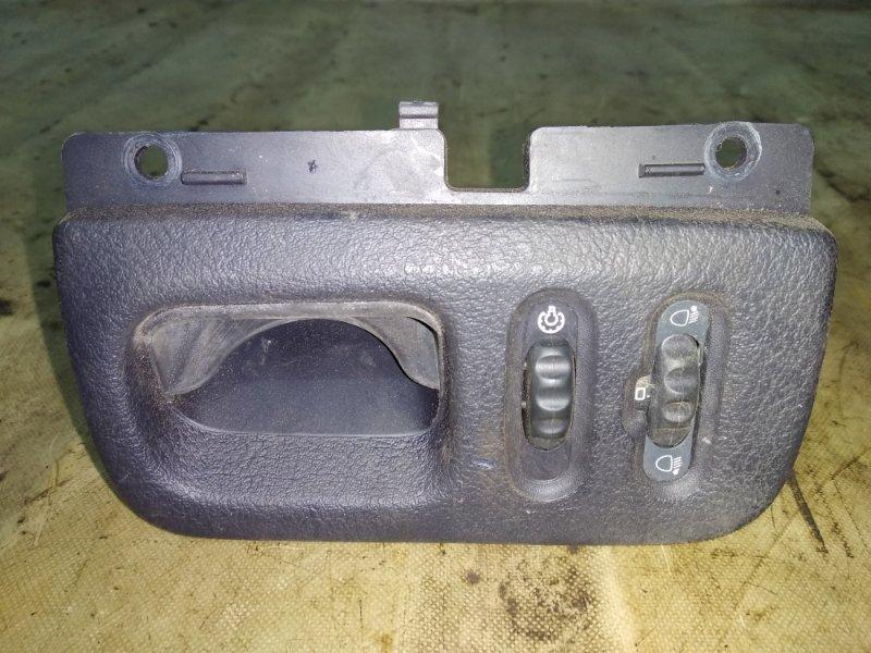 Блок корректора фар в торпеде Renault Megane 1 K4J (б/у)