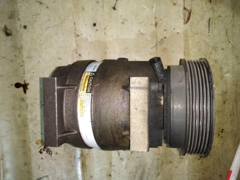 Компрессор кондиционера Renault Megane 1 К4M 2001 (б/у)
