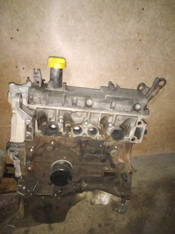 Двигатель Renault Sandero Stepway 2 L8 K7MA812 2014 (б/у)