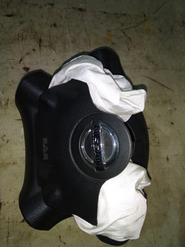 Подушка безопасности в руль Nissan X-Trail QR20DE 2005 (б/у)