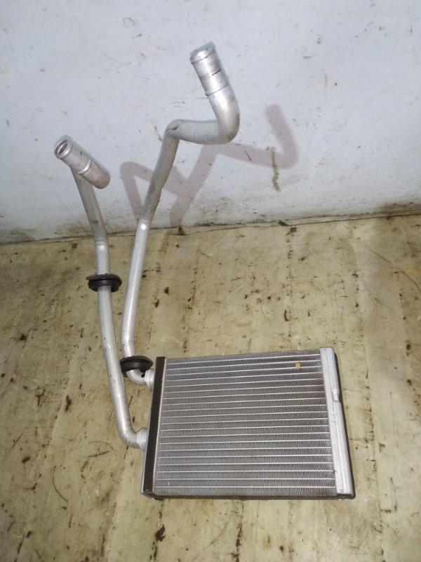 Радиатор печки Nissan X-Trail QR20DE 2005 (б/у)