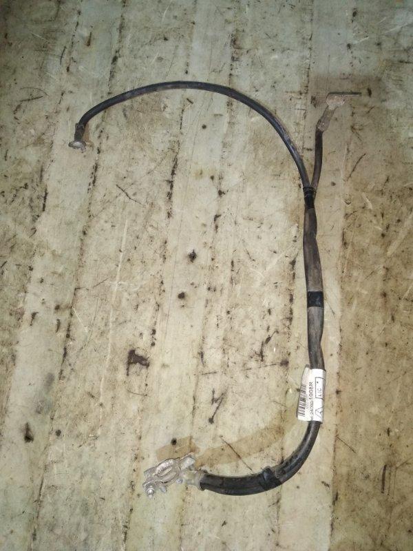 Клемма аккумулятора Nissan Almera G15 K4M 2012 (б/у)