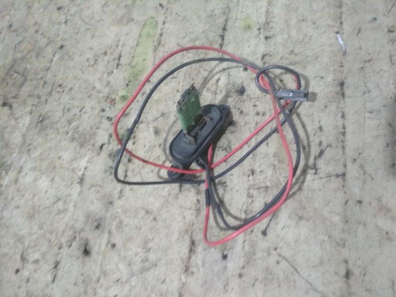 Резистор печки Renault Kangoo 2 KWOY K7M 2011 (б/у)