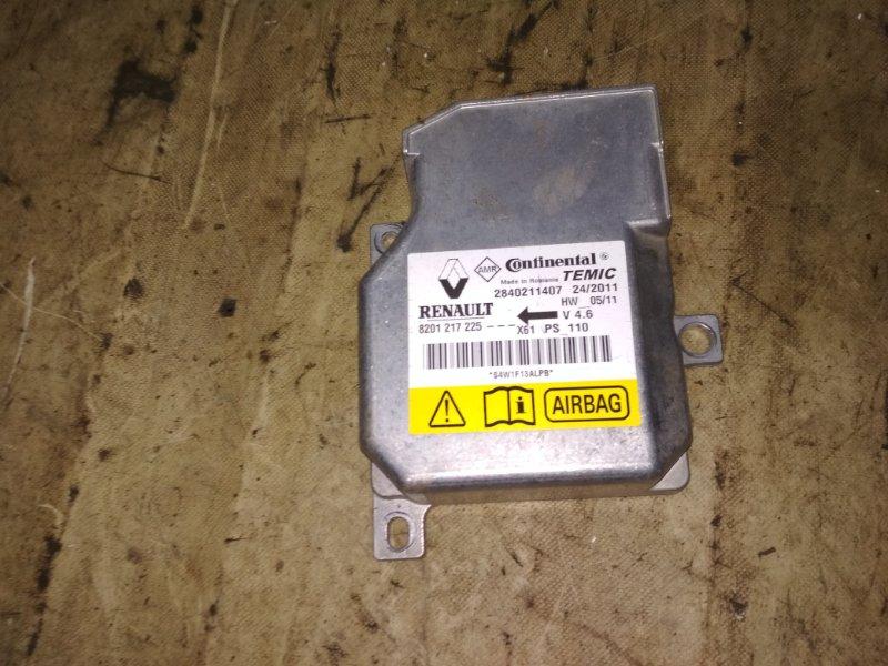 Блок управления srs (безопасности) Renault Kangoo 2 KWOY K7M 2011 (б/у)