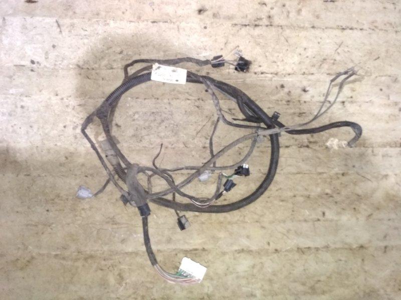 Проводка подкапотная Renault Kangoo 2 KWOY K7M 2011 (б/у)