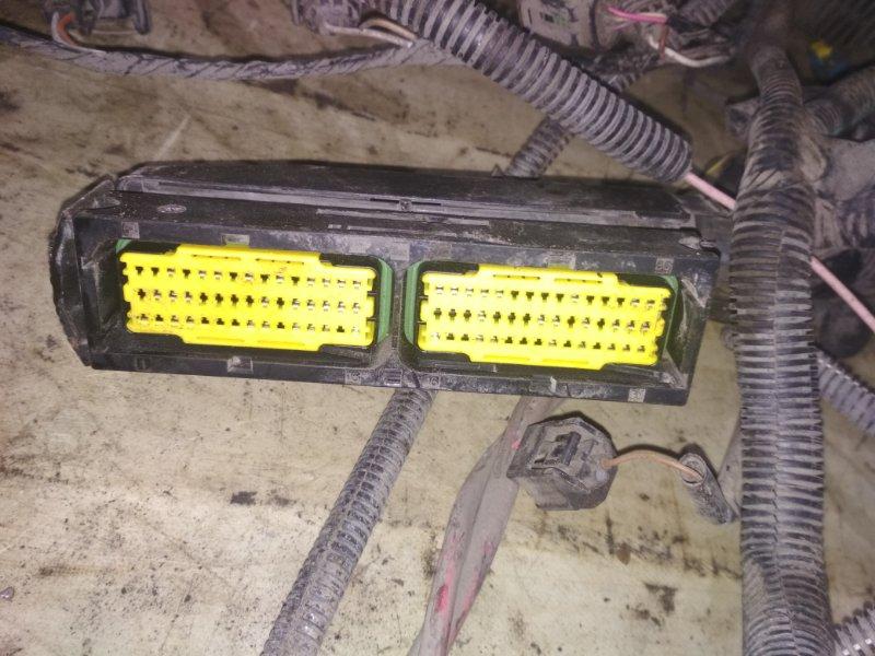 Проводка подкапотная Renault Logan 1 (б/у)