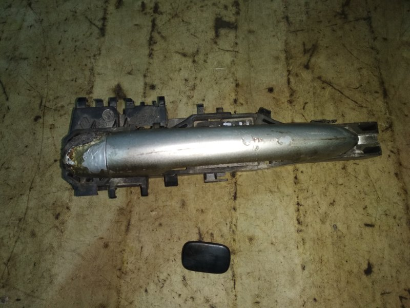 Ручка двери внешняя Renault Megane 2 2005 задняя правая (б/у)