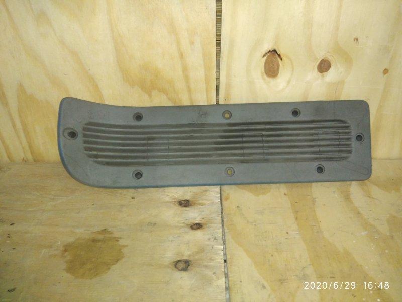 Накладка двери багажника Renault Kangoo 1 2003 задняя правая (б/у)
