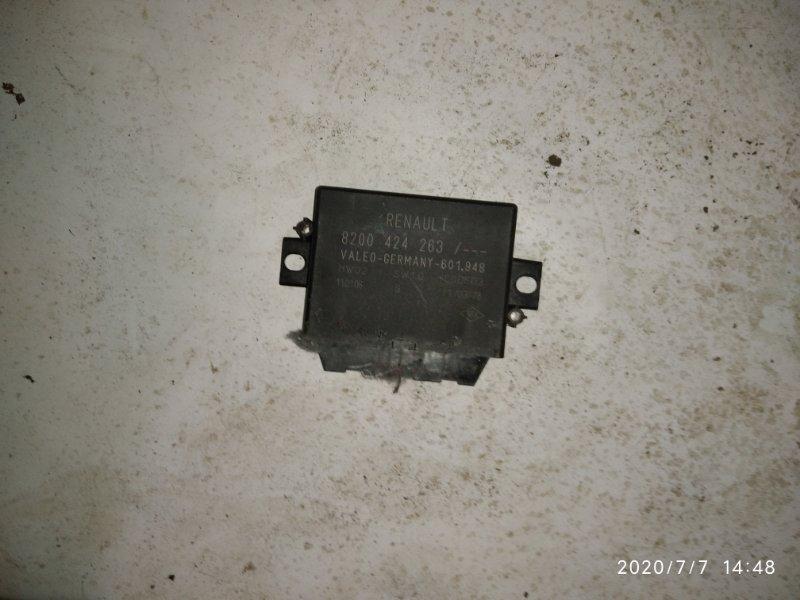 Блок управления Renault Megane 2 2003 (б/у)