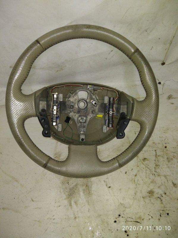 Руль Renault Megane 2 2003 (б/у)