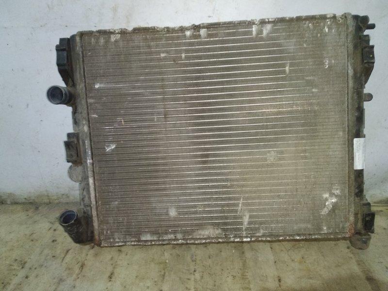Радиатор охлаждения Renault Symbol 2 LU01 K4JB712 2009 передний (б/у)