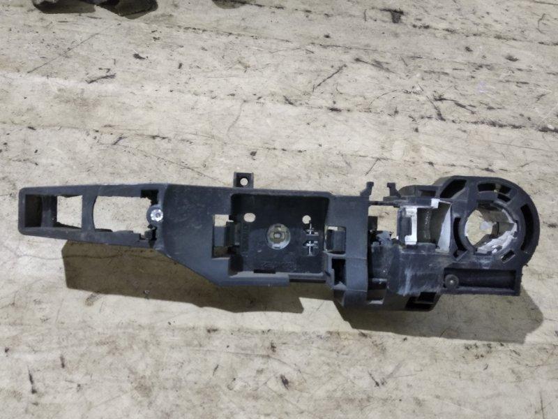Ручка двери внутренняя Renault Kangoo 2 KWOY K7M 2011 передняя левая (б/у)
