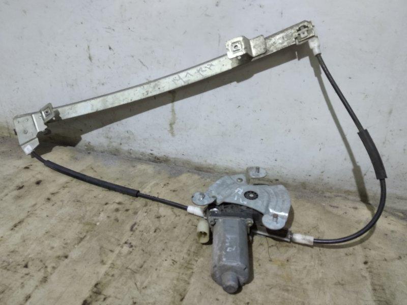 Электростеклоподъемник Renault Megane 1 1999 правый (б/у)