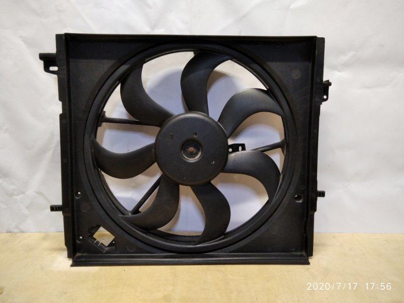 Диффузор с вентилятором Nissan Qashqai J11 2014 (б/у)