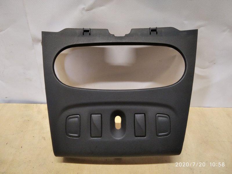 Рамка магнитолы Renault Logan 2 L8 H4M (б/у)