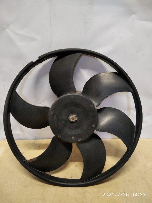 Вентилятор радиатора Renault Clio 1 2001 (б/у)